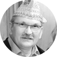 Hans-Joachim Fandel | Senatspräsident
